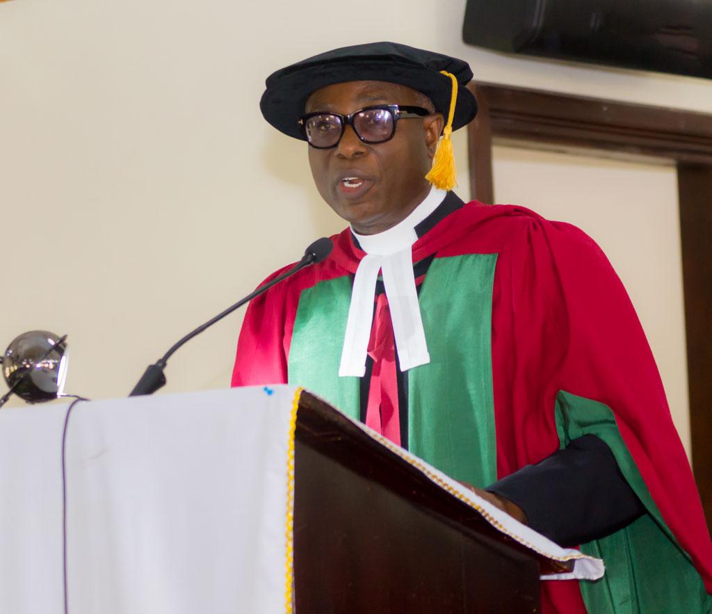 Very Rev Prof J. Kwabena Asamoah Gyadu