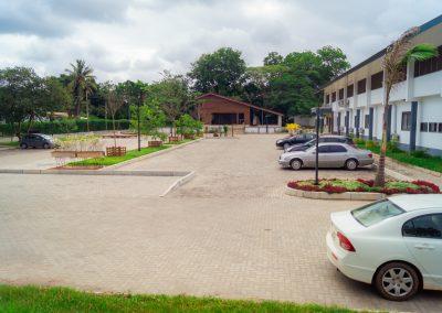 Administrative Block Car Park
